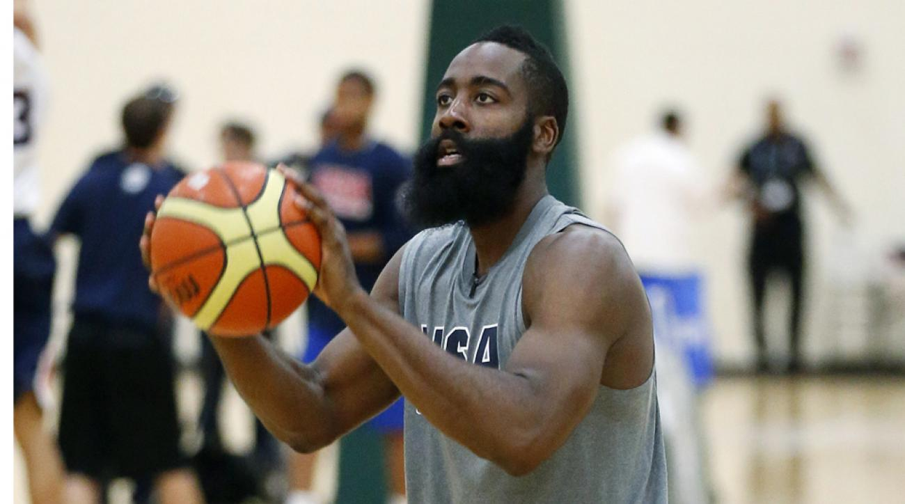 James Harden says he's world's best player