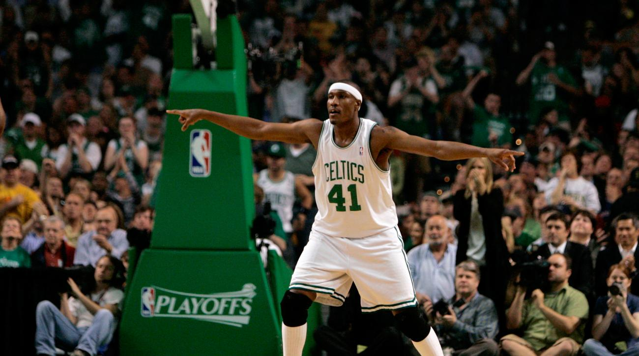 james posey basketball cleveland cavaliers boston celtics
