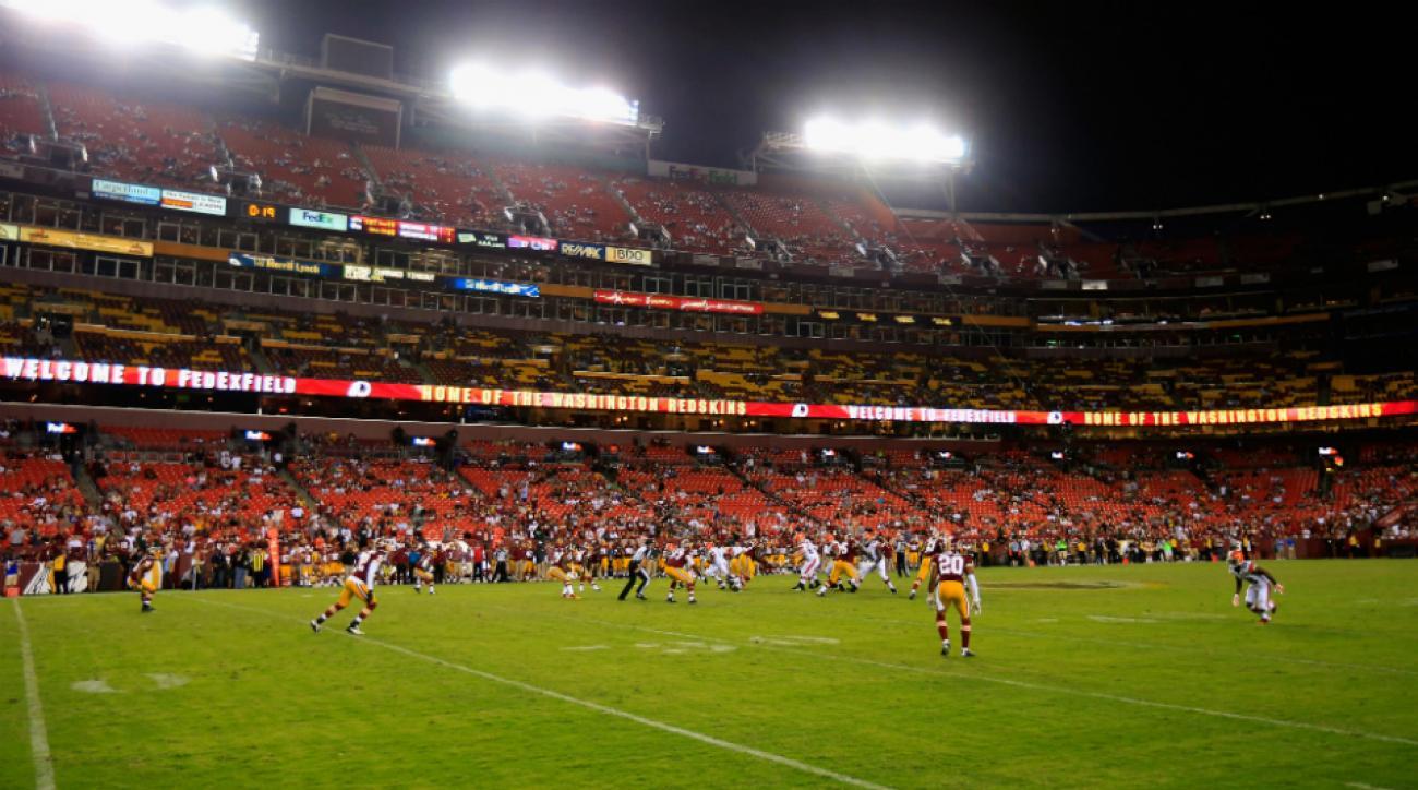 Redskins secondary supports Ferguson