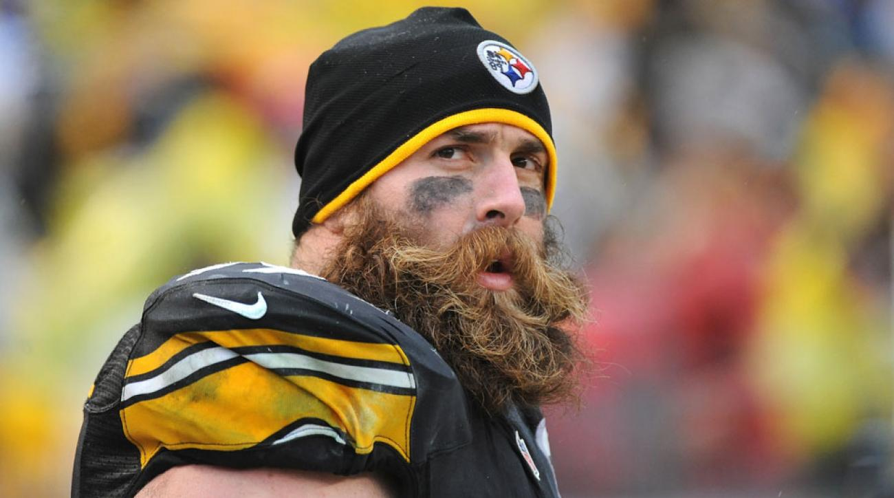 Pittsburgh Steelers Brett Keisel