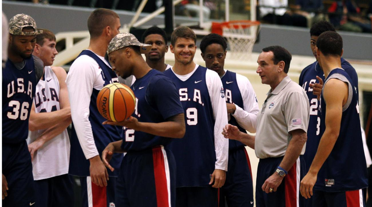 Team USA Basketball roster cuts