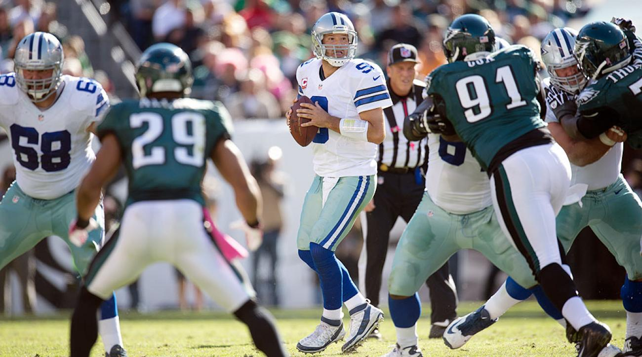 NFC East preview: Tony Romo, Philadelphia Eagles defense could swing division