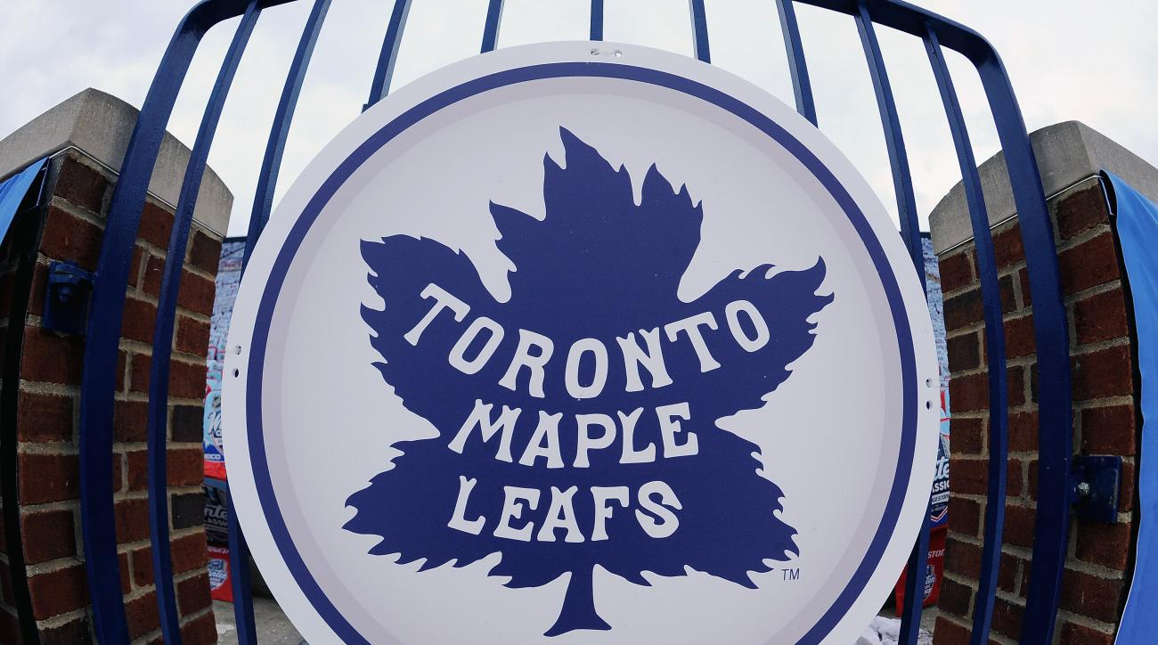The Toronto Maple Leafs hired three hockey bloggers to start up the team's analytics department.