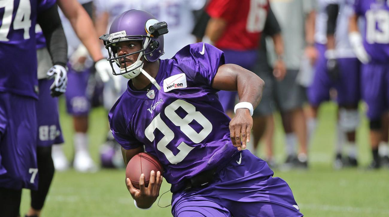 Minnesota Vikings Adrian Peterson