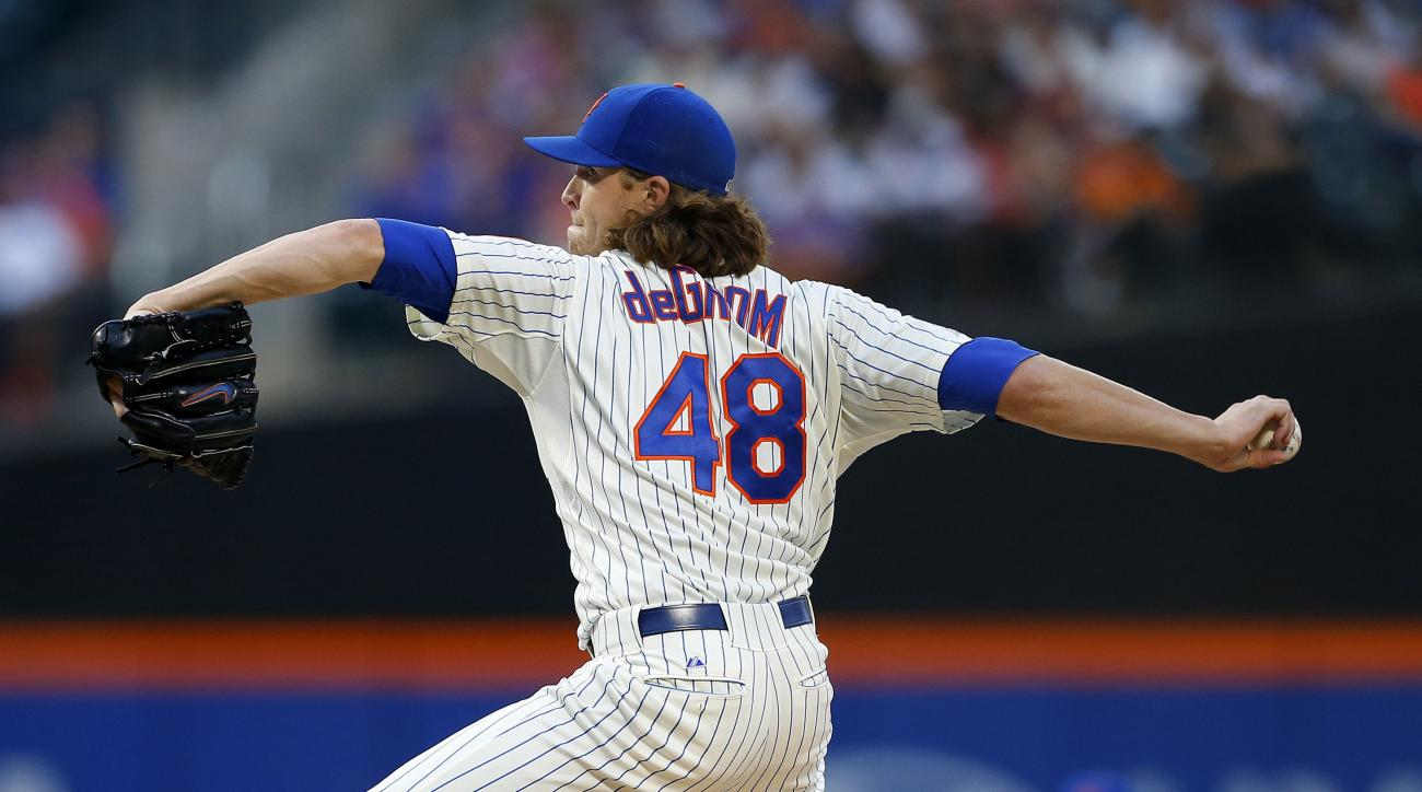 Jacob deGrom Mets return