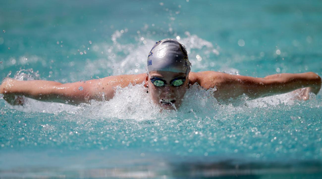Missy Franklin USA Swimming
