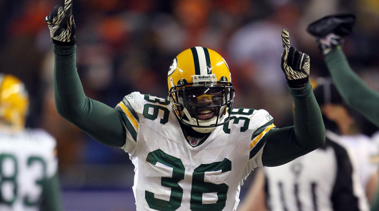 Green Bay Packers Nick Collins