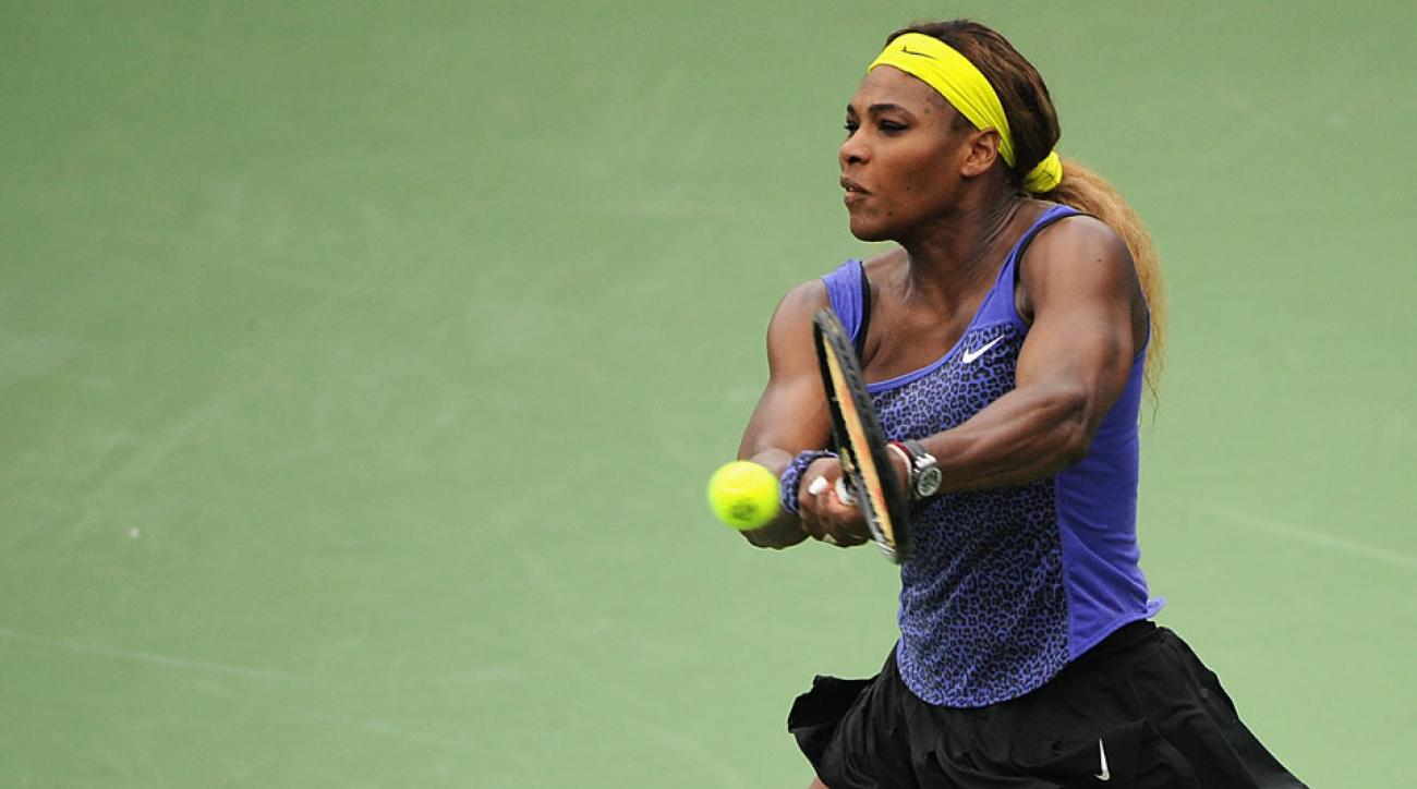 Serena Williams U.S. Open seeding