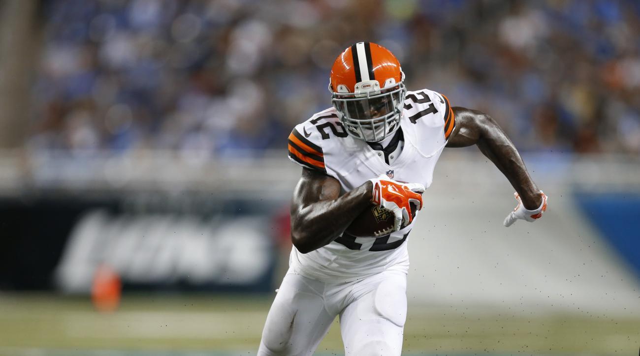 the nfl handed down Cleveland Browns receiver Josh Gordon's suspension