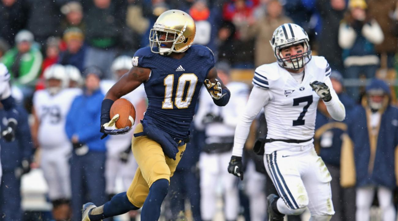 BYU Notre Dame series in doubt
