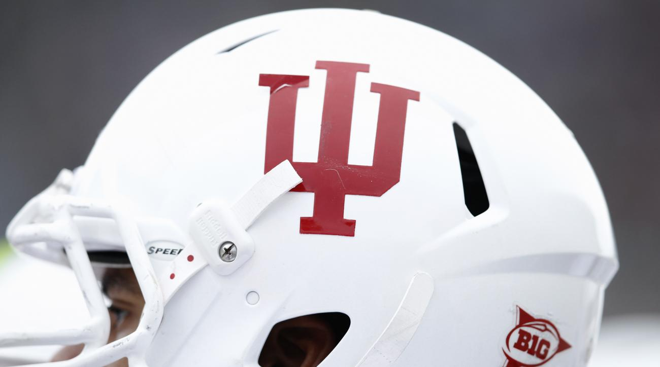 Indiana has suspended wide receiver Caleb Cornett following his arrest early Wednesday morning.