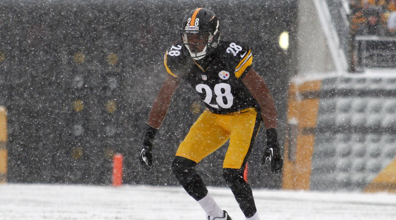 The Pittsburgh Steelers are working on a contract extension with cornerback Cortez Allen.