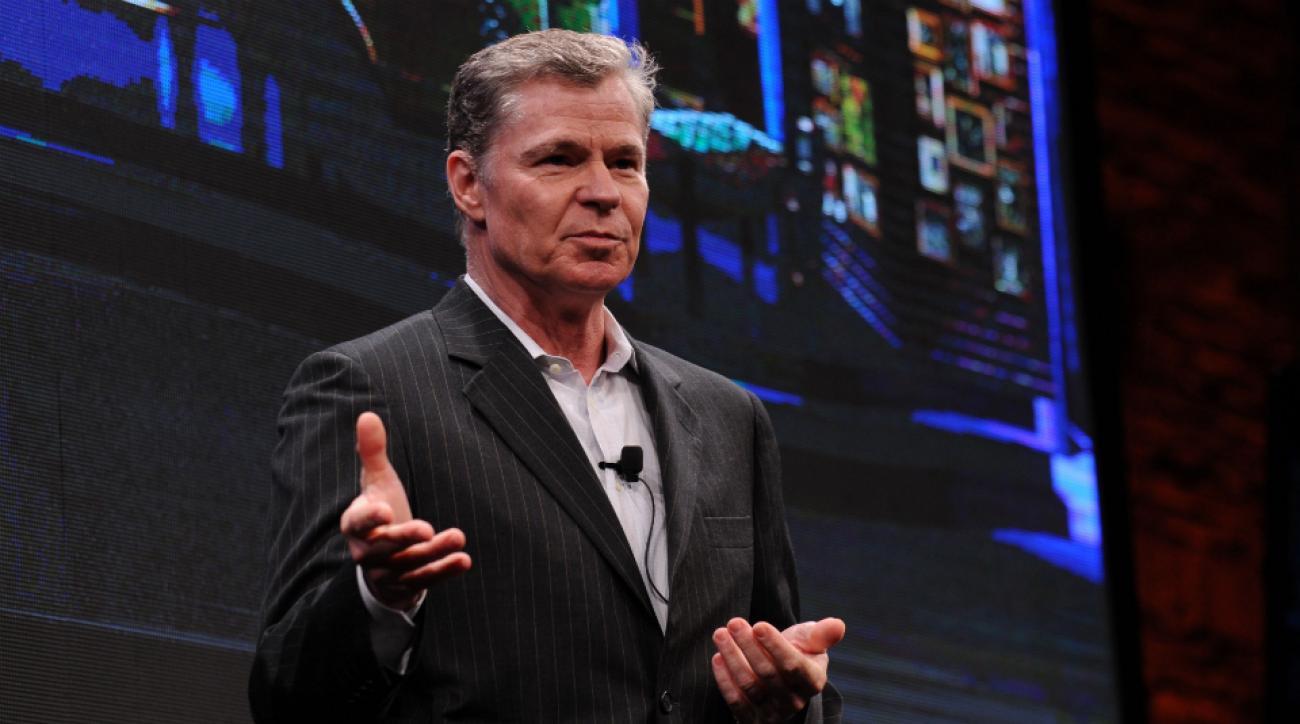 Dan Patrick hosts sports jeopardy