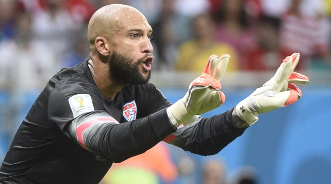 The U.S. men's national team will spend the next year without veteran goalkeeper Tim Howard as he takes a break from international play.