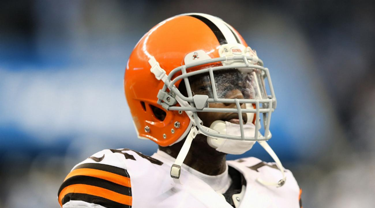 Browns receiver Josh Gordon's uncertain future