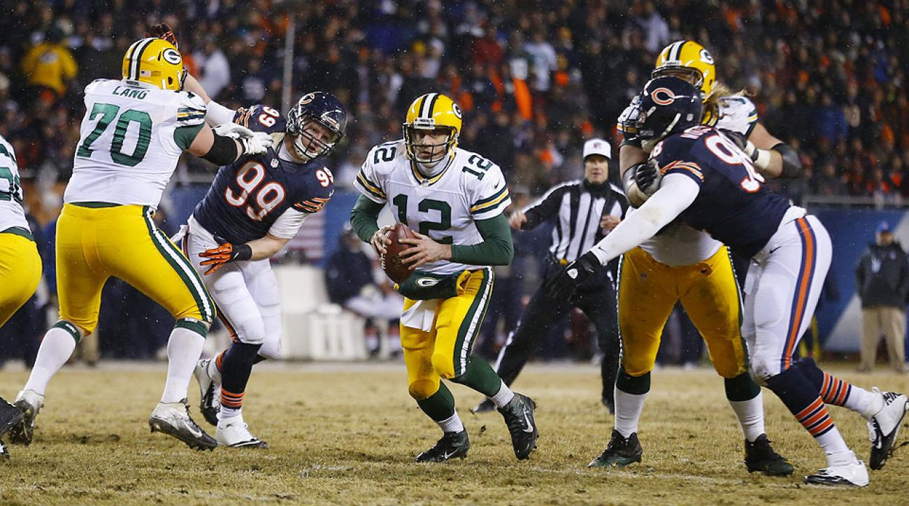 NFC North preview: Can the Bears or Lions stop Aaron Rodgers and the Packers?