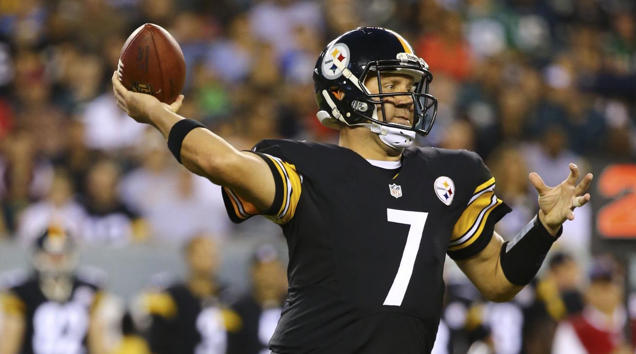 Ben Roethlisberger contract extension Steelers