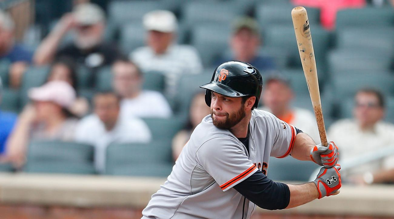 Brandon Belt return from concussion