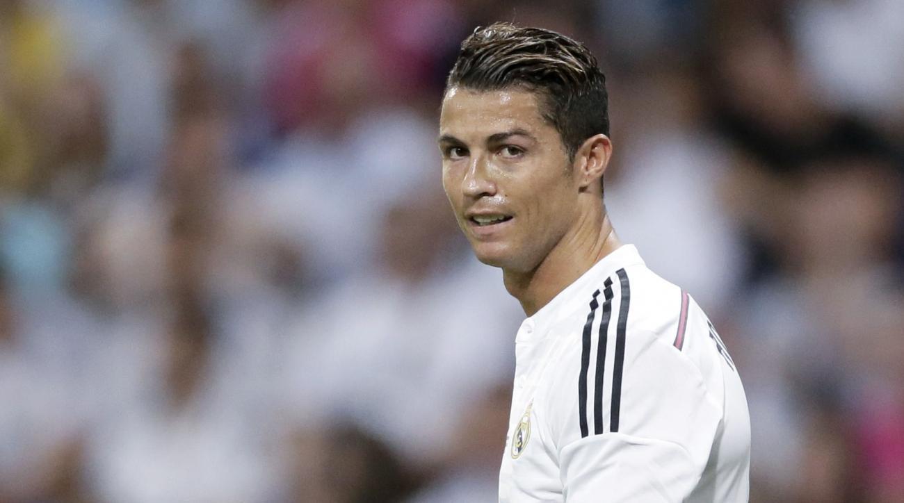 Cristiano Ronaldo to play in Super Cup