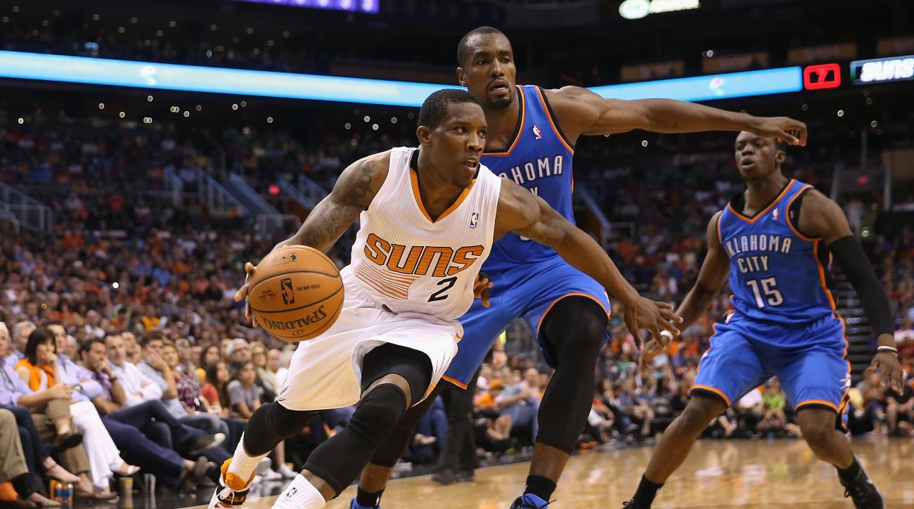 The Phoenix Suns reached out to the Minnesota Timberwolves about a last-second Eric Bledsoe-Kevin Love trade.