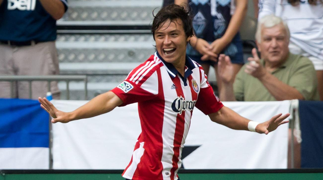 Chivas USA forward Erick Torres has been called up for Mexico's friendlies against Chile and Bolivia.