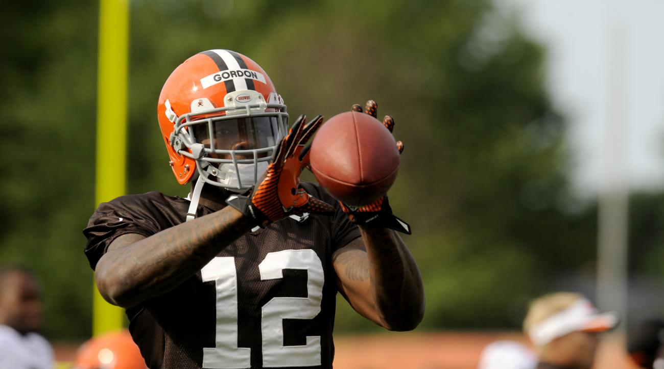 Josh Gordon Cleveland Browns suspension