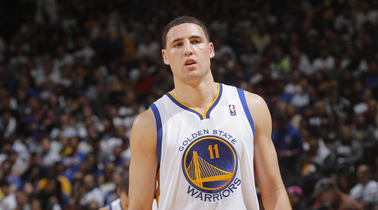 """Klay Thompson is reportedly """"pissed"""" that the Golden State Warriors seriously considered trading him this offseason."""