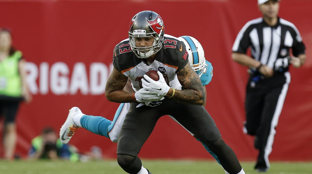Mike Evans nightclub punch tampa bay buccaneers