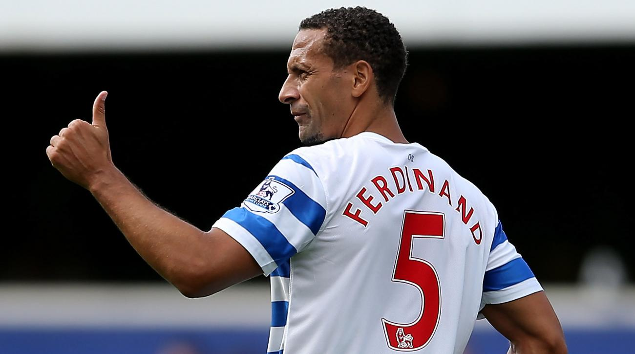 Rio Ferdinand wants to manage England