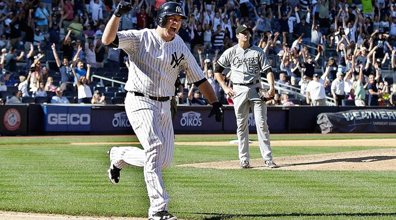 Yankees' Brian McCann hit a pinch-hit walk-off home run in the 10th inning to complete a sweep of the White Sox.