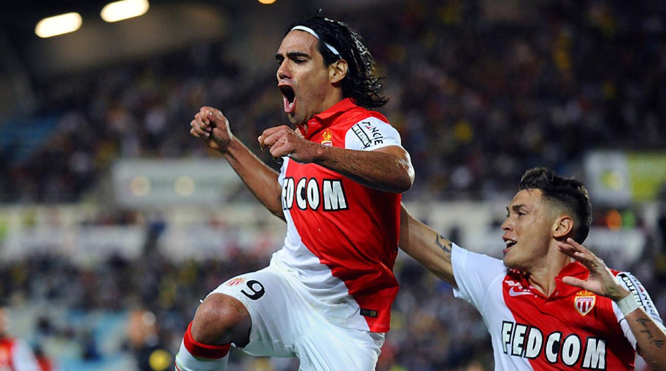 Manchester United Radamel Falcao