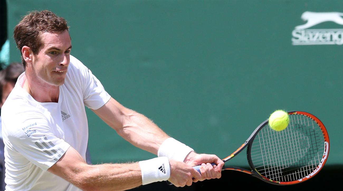 Andy Murray US Open 2014 tennis