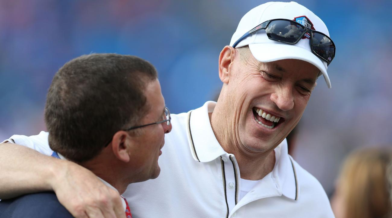 Jim Kelly Bills cancer free