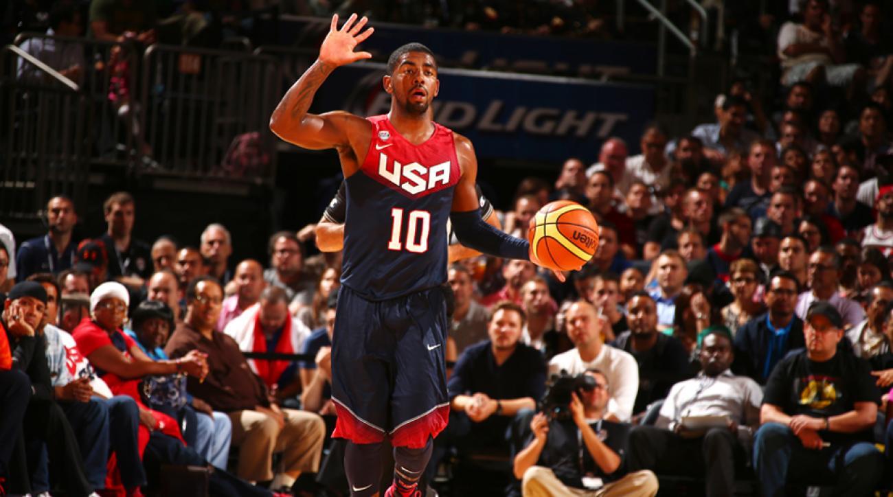 Kyrie Irving Team USA