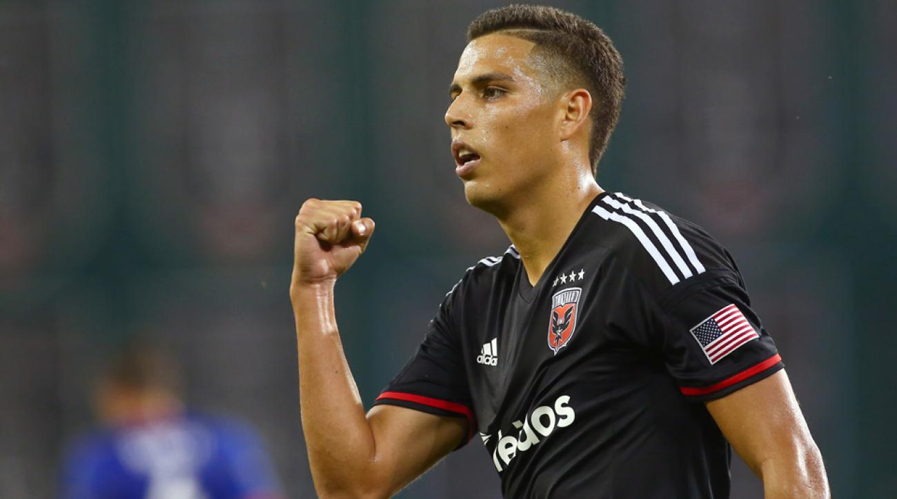 With two goals and two assists in his last two games, Luis Silva has helped D.C. United stake a claim atop the MLS Eastern Conference.