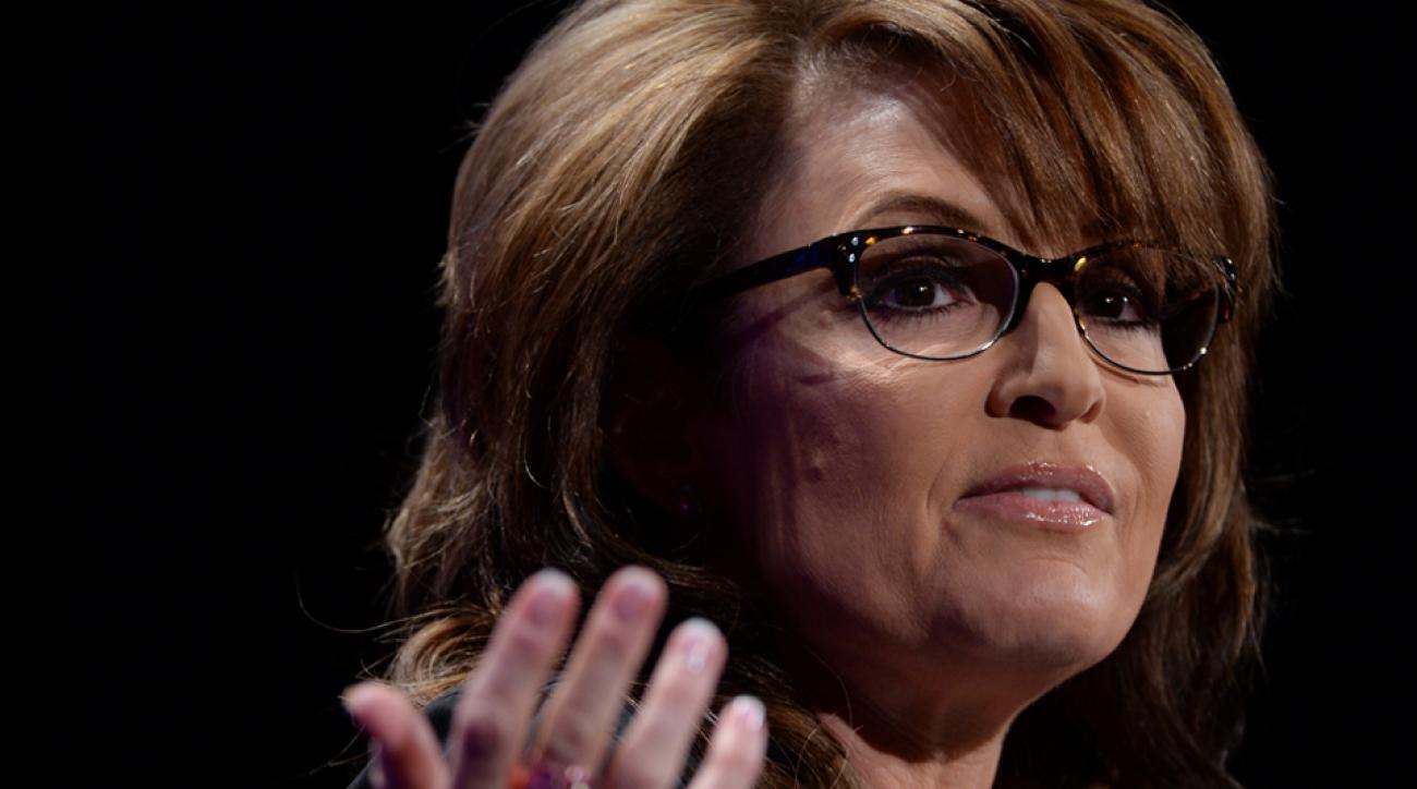 Sarah Palin Mike Ditka Redskins name