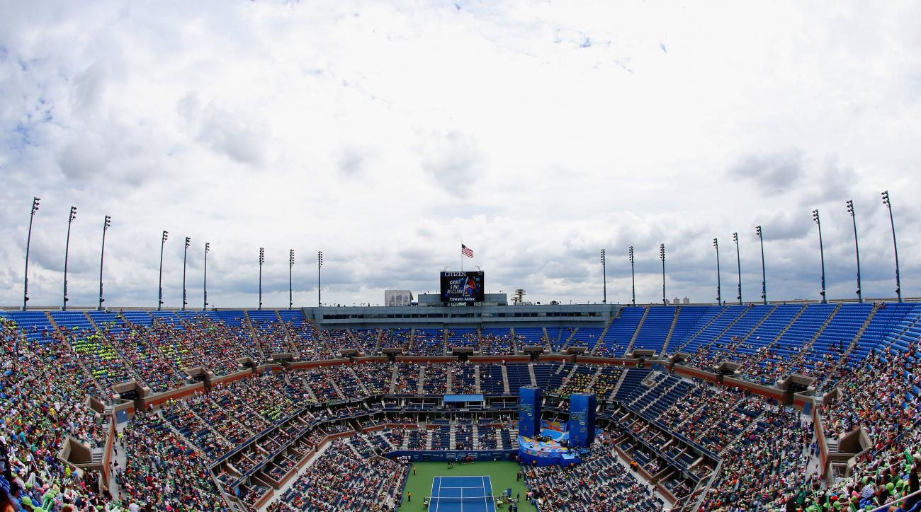 US Open 2014: Day 1 Scores, Results, Schedule