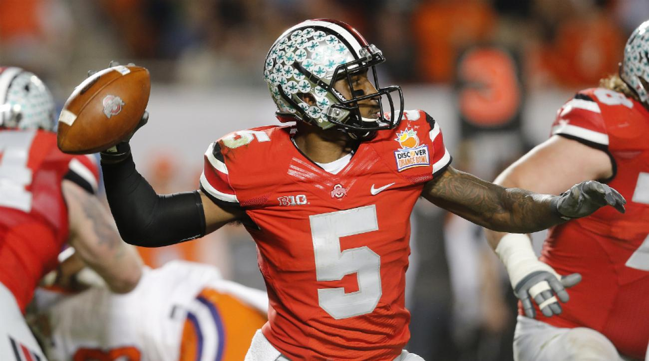 Ohio State's Braxton Miller named captain to have surgery
