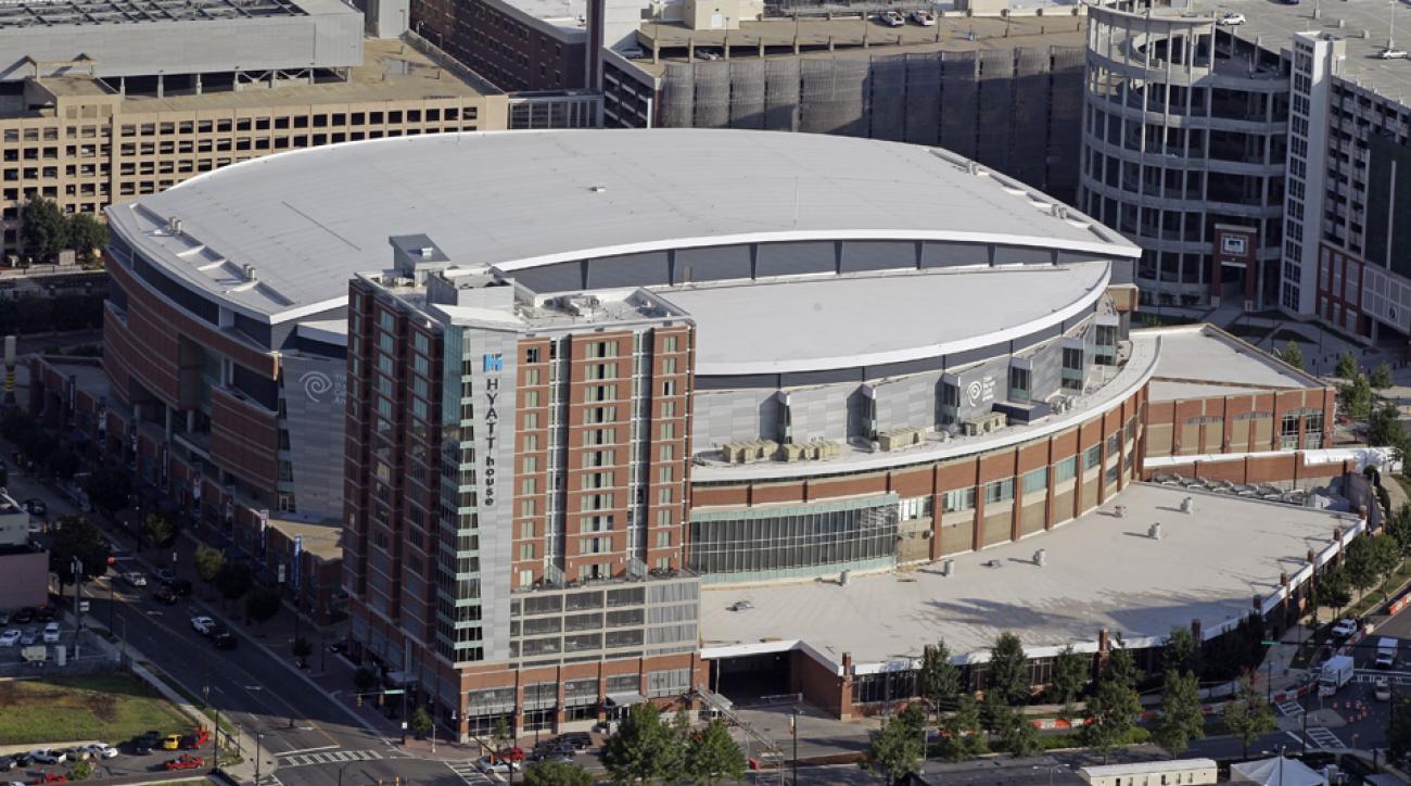 Charlotte Hornets announce arena improvements