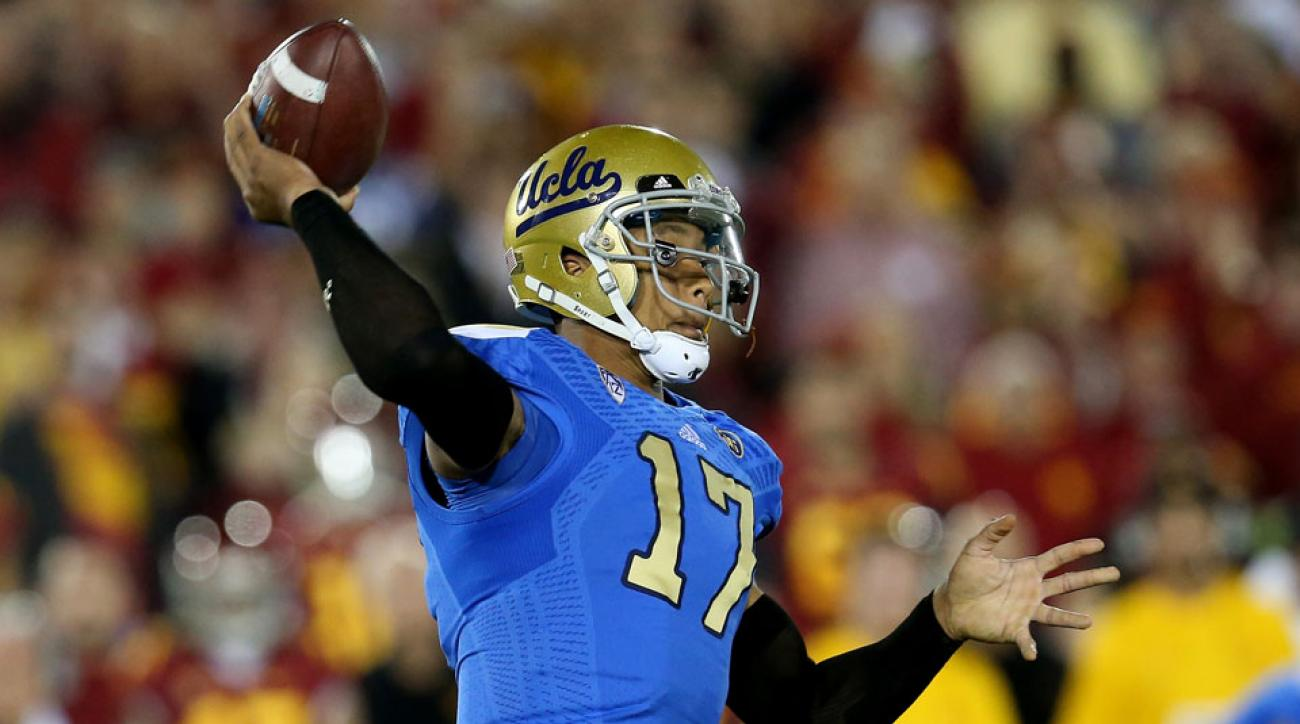 UCLA football Brett Hundley