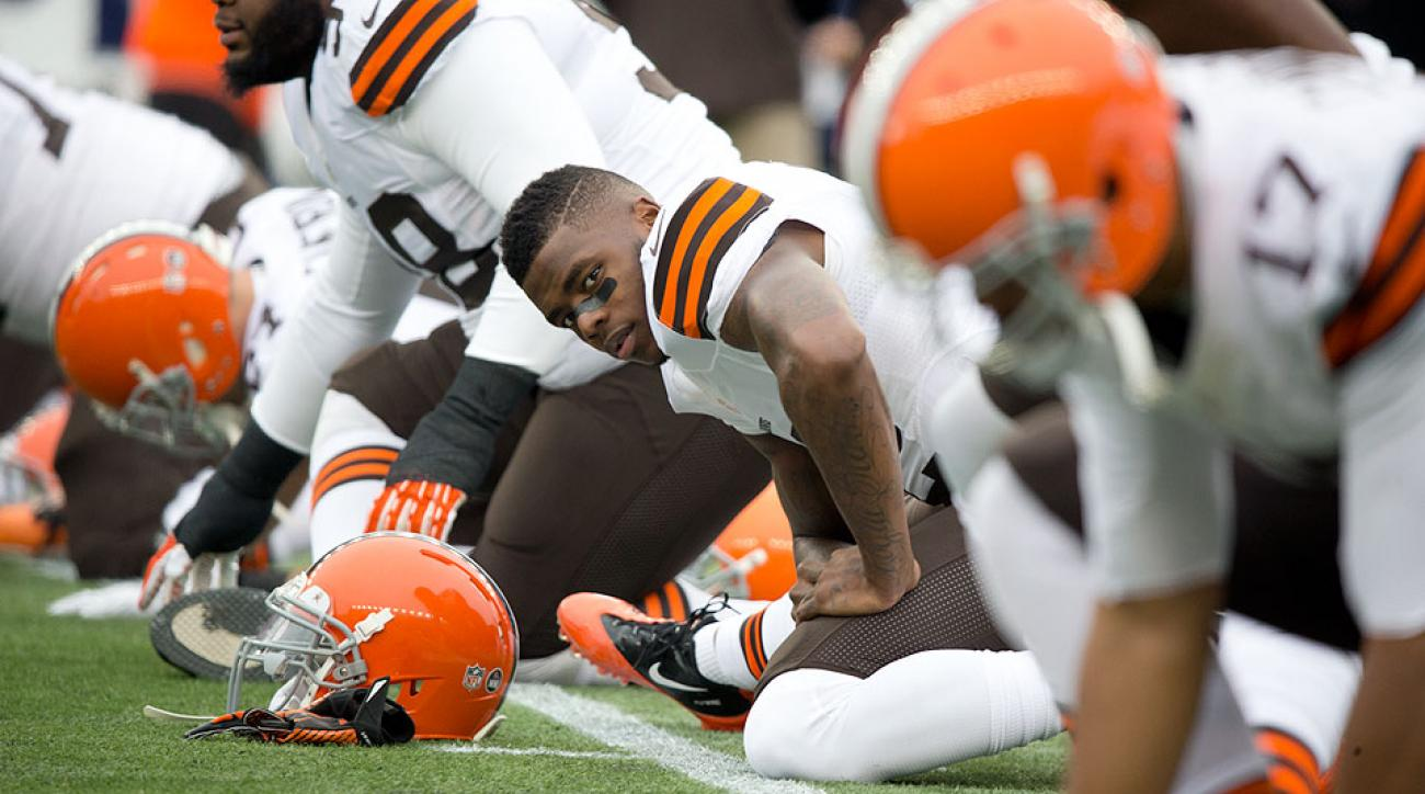 Josh Gordon suspension: Browns left scrambling for receivers after NFL upholds one-year ban for failed drug test