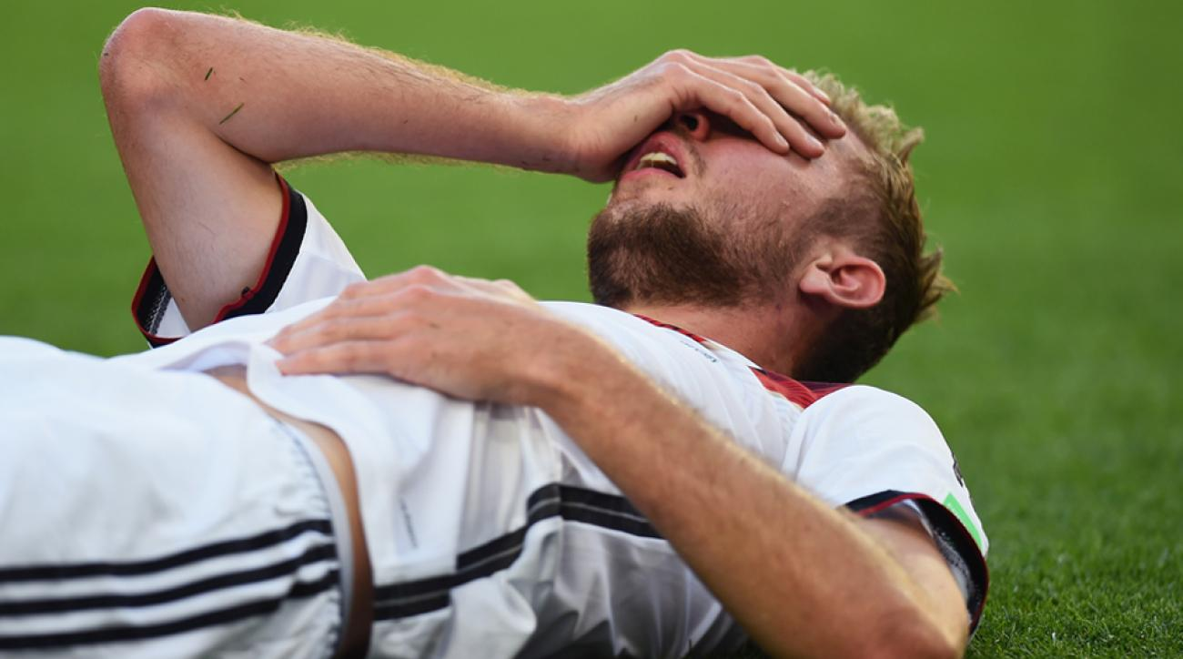 Christoph Kramer Germany concussions