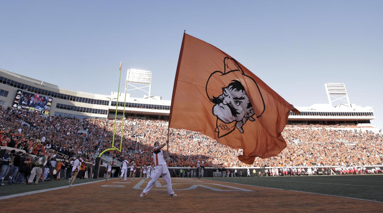Oklahoma State Cowboys 2014 schedule