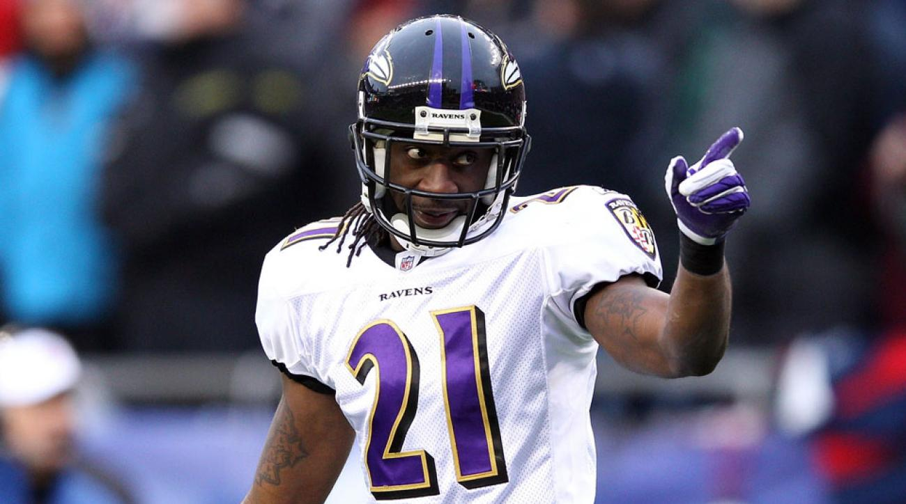 Baltimore Ravens Lardarius Webb