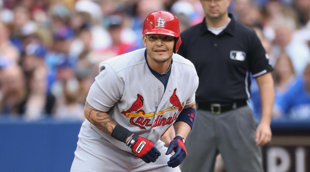 Yadier Molina return
