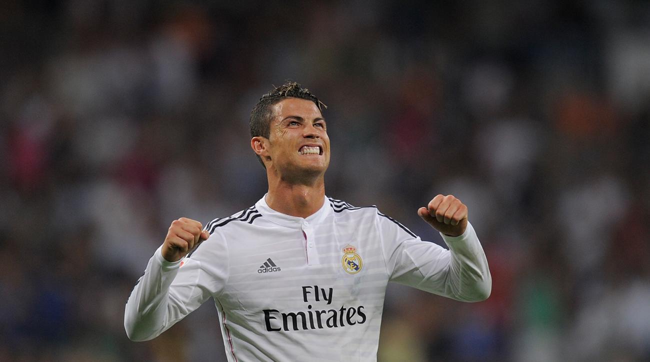 Cristiano Ronaldo UEFA's Best Player in Europe Award