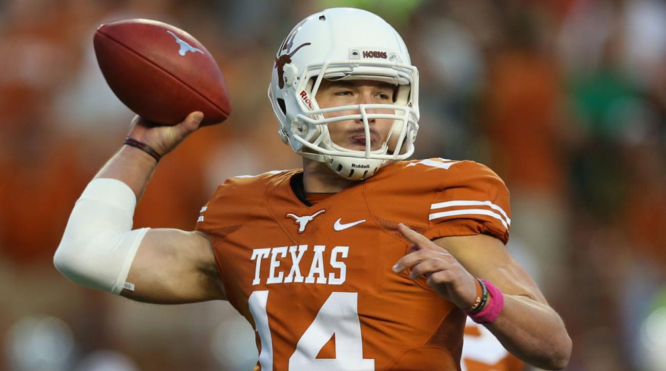 David Ash Texas Longhorns