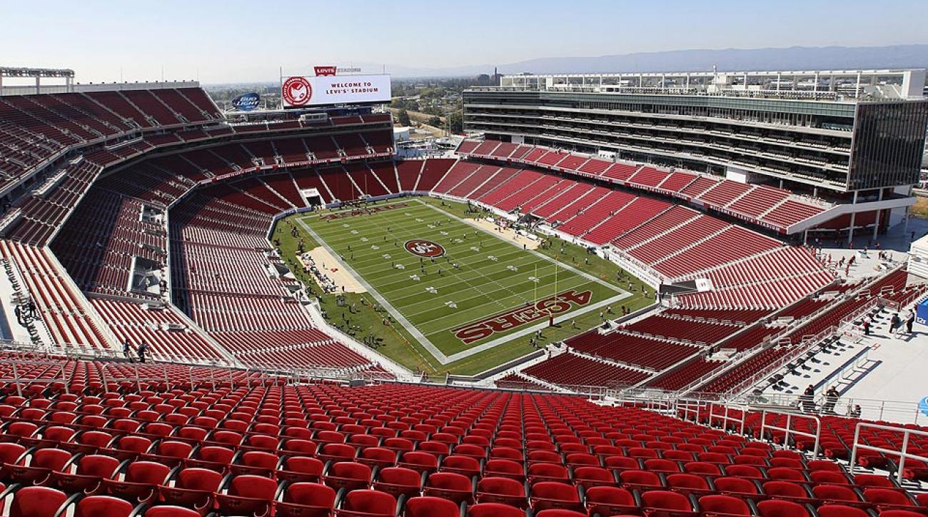 """The San Francisco 49ers, which employ Centerplate at Levi's Stadium, said they were """"disturbed to learn of the recent news regarding Des Hague."""""""