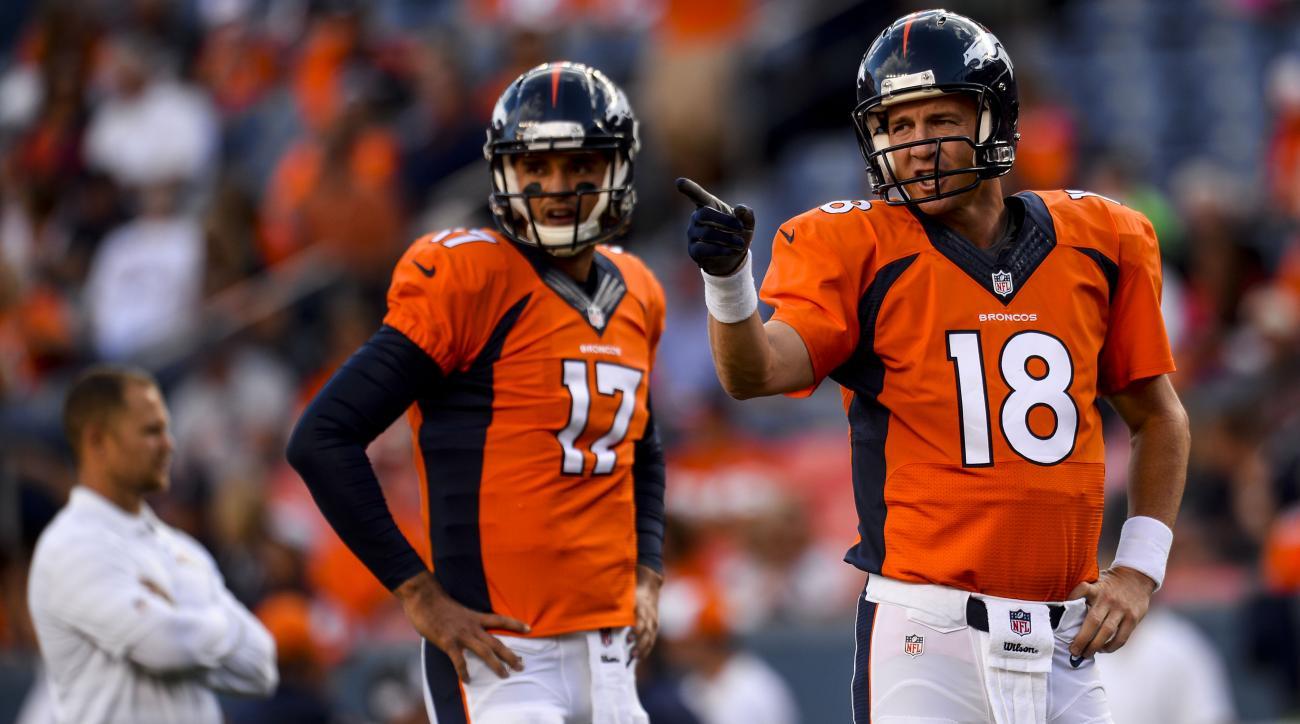 Peyton Manning denver broncos taunting houston texans DJ Swearinger