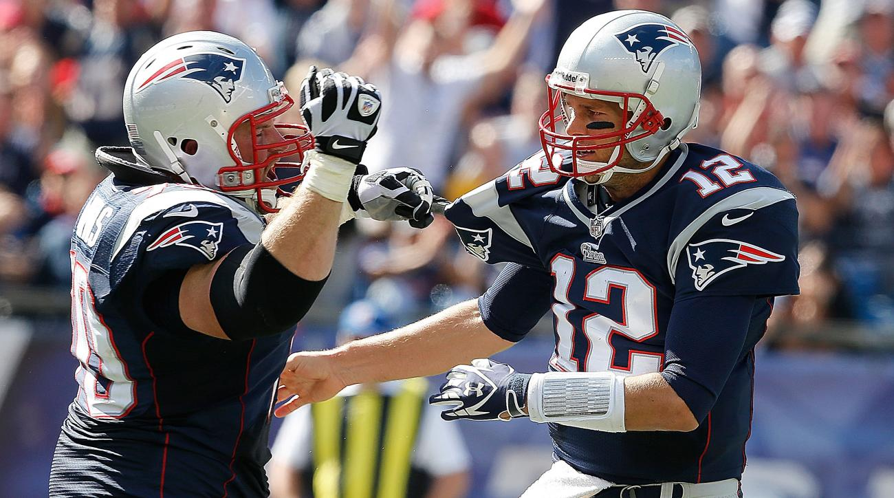 Tom Brady upset with Mankins trade
